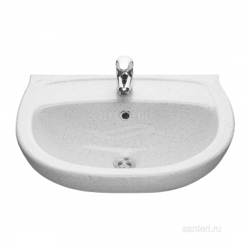Раковина Santeri Версия с перелив.крап на бел. 131115S0111B0