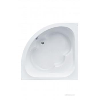 Ванна Santek Канны 150х150 симметричная белая 1WH111983