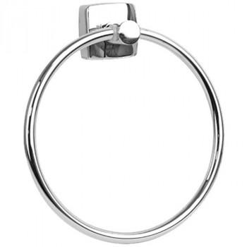 Полотенцедержатель кольцо Fixsen Kvadro FX-61311
