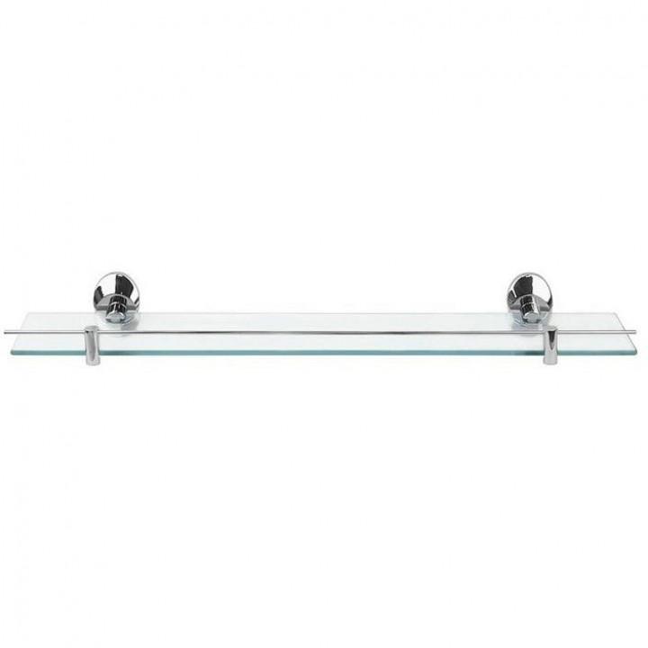 Полка стеклянная одноэтажная Fixsen Europa FX-21803