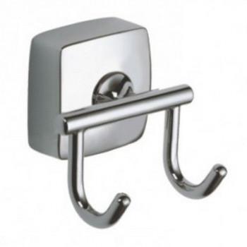 Крючок для ванной Fixsen Kvadro FX-61305B двойной