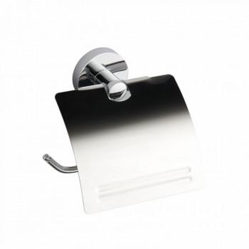 Держатель для туалетной бумаги с крышкой Delta GA18033