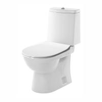 Унитаз-компакт Sanita Luxe Next NXTSLCC01150622 с сиденьем Soft Close